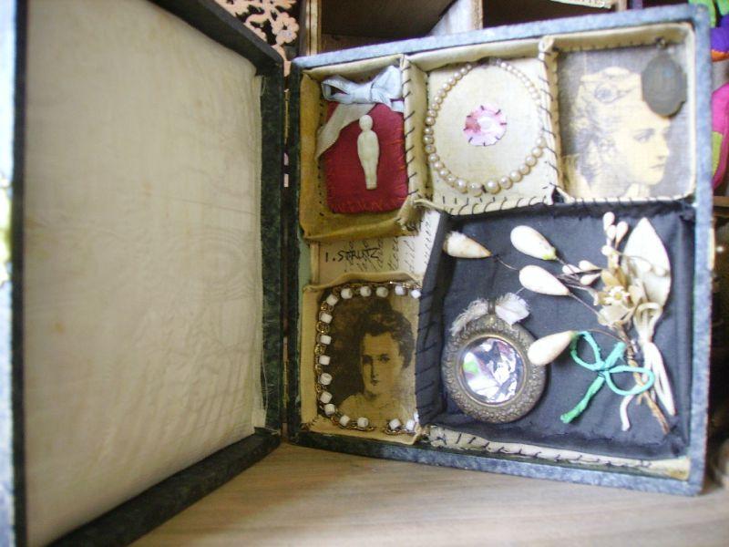 les boites à trésors