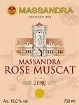 massandra rose muscat 2010