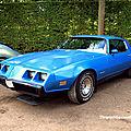 Pontiac firebird formula turbo coupé de 1980 (1245ex)(9ème Classic Gala de Schwetzingen 2011) 01