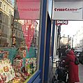 Cyber candy @londres - covent garden