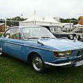 BMW 2000 CS E120 1967 Créhange (1)
