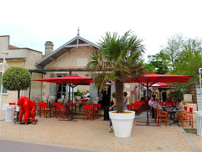 Restaurant Ouvert  Decembre  A Arcachon