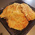 Râpés de pommes de terre aux fromages