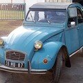 CITROEN - 2 CV 6 - 1973