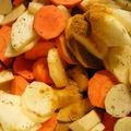 Sublime soupe de carrotes