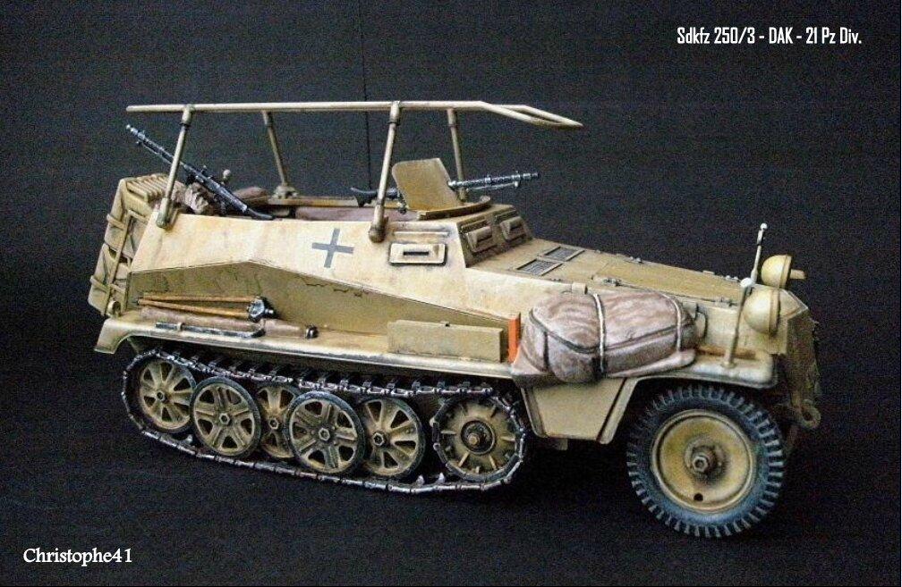 Sdkfz 250/3 DAK - PICT3285