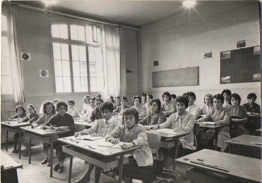 Louis Pasteur 1961 62 (Hélène)
