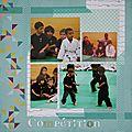 Compétition Kung fu