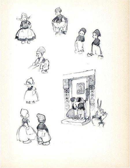 HURTERSKETCHBOOK18 Hansel&Gretel 02