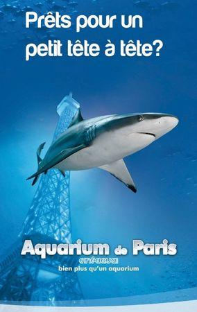 Aquarium Paris Lutetiablog Lutetia