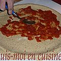 Sauce tomate pizza