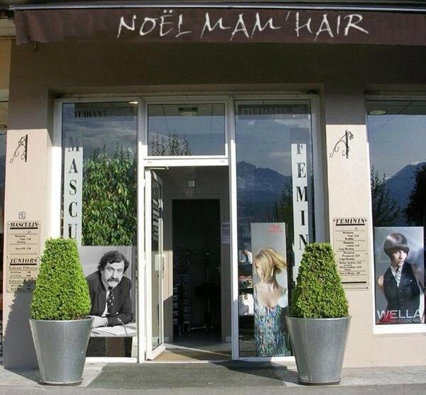 coiffeur f