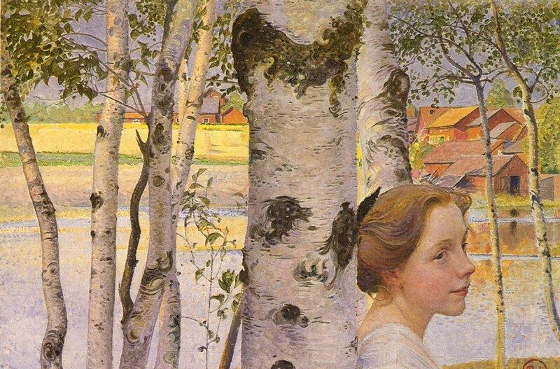 Carl Larsson 1910