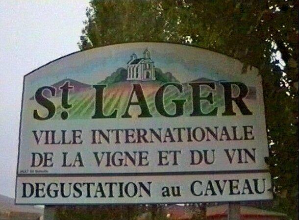 Saint Lager