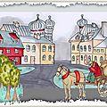Russie le village