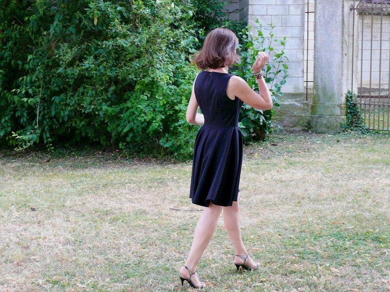 Robe Demoiselle LouisAntoinette