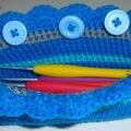Trousse crochets Amour 5