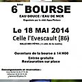 Bourse de Celle l'Evescault - 2014