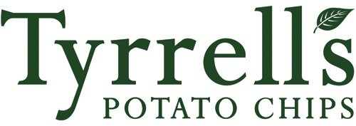 Tyrrells Potato Chips Green on White Jpeg