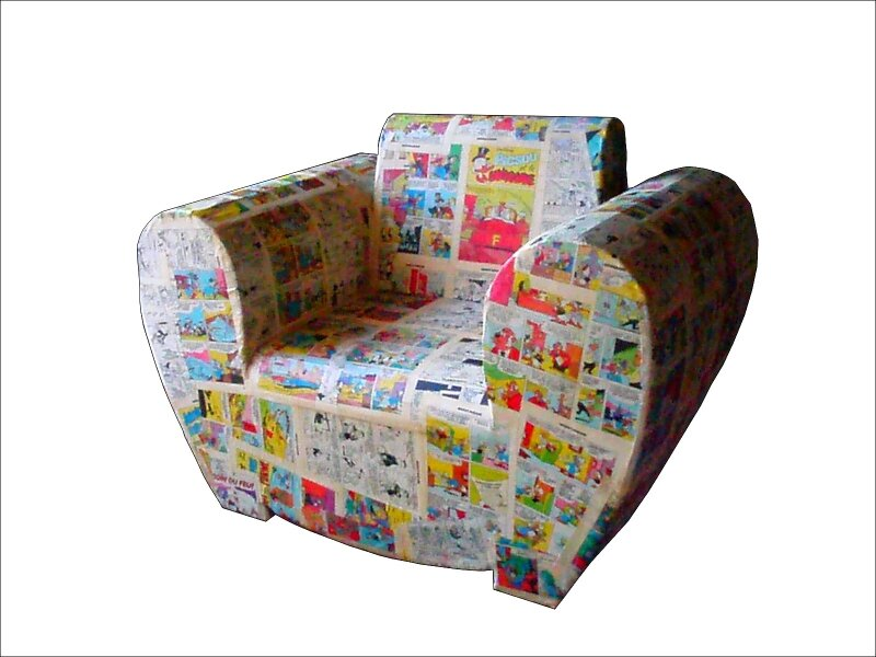 fauteuil club enfant mickey parade photo de meubles en carton les id es d co de marion. Black Bedroom Furniture Sets. Home Design Ideas