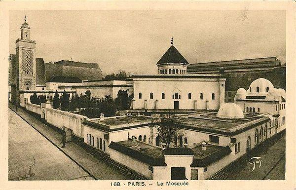 Msq Paris début années 1930