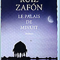La magie de Zafon continue...