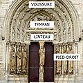 Le portail roman