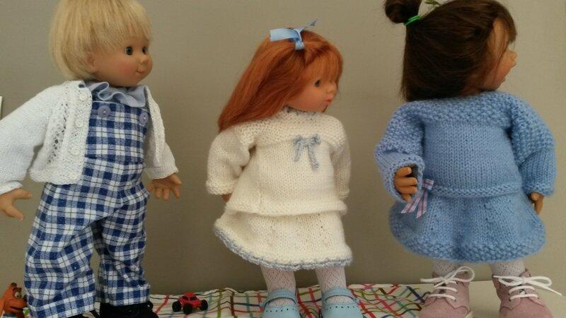 Stéphan, Olivia, Poppy