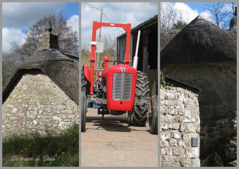 Langstone farm tracteur