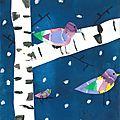 Oiseaux sur les bouleaux_11
