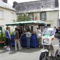 Le tour de France passe à Brasparts - Juillet 2008