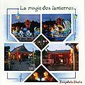 8 Kit Découvre 2009 Montréal magie des lanternes