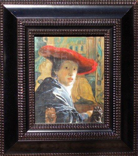 copie vermeer