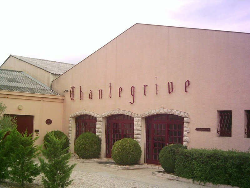 chateau chantegrive