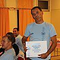 2012 CLazay, Bénévoles récompensés