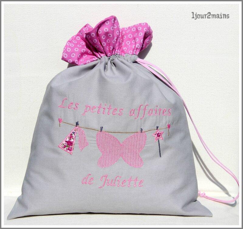 sac corde fée Juliette
