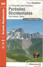 Topo-guide Pyrénées Occidentales Pays Basque Béarn 2008