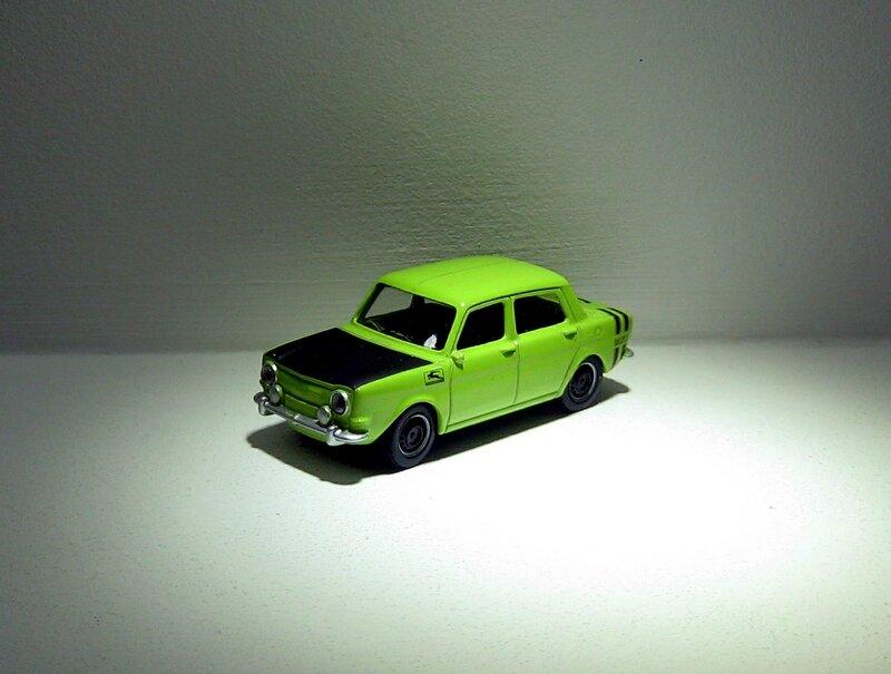 Simca 1000 rallye II (Norev)