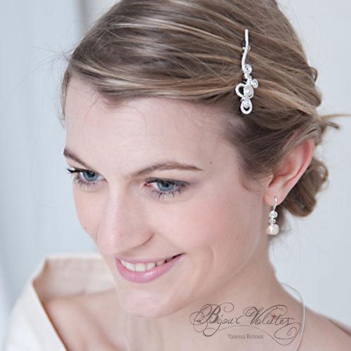 accessoire de coiffure mariage tous les messages sur accessoire de coiffure mariage bijoux. Black Bedroom Furniture Sets. Home Design Ideas
