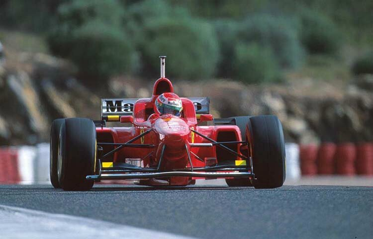 1996-Estoril-F310-Irvine