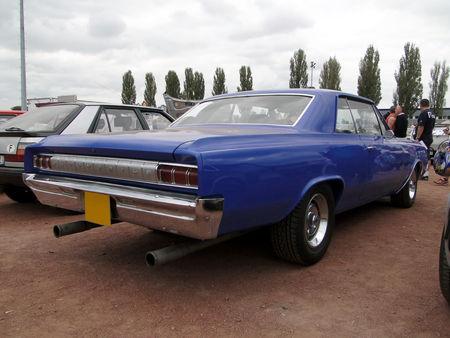 OLDSMOBILE F85 Cutlass Hardtop Coupe 1964 Bourse de Crehange 2009 2