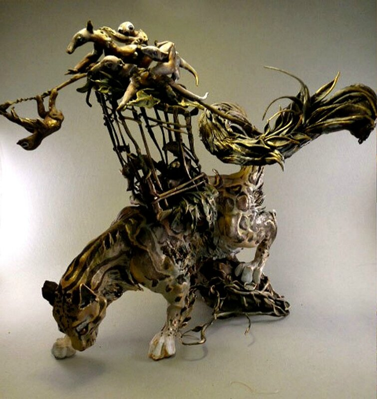 fantasy-creature-sculptures-by-ellen-jewett-3