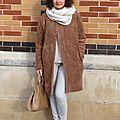 Le manteau doudou