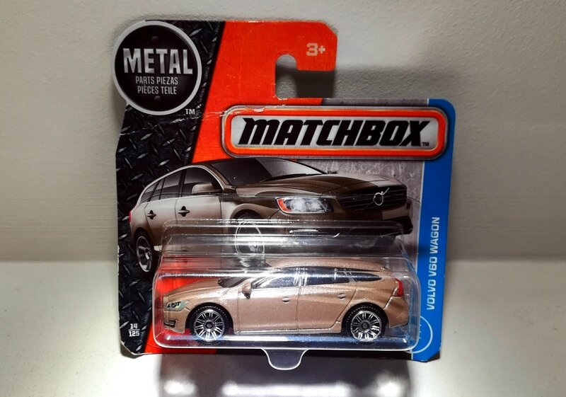 Volvo V60 wagon (Matchbox) (2)