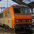 BB 26033 Paris Austerlitz