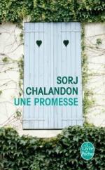 Une promesse - Sorj ChalandonT