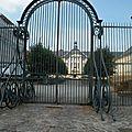 Ancien hôpital de Rouen où naquit Flaubert