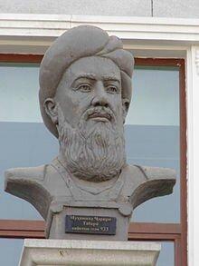 buste-de-tabari-c3a0-lentrc3a9e-de-la-bibliothc3a8que-nationale-du-tadjikistan-douchambc3a9