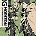 Log horizon [log horizon #1] de mamare touno