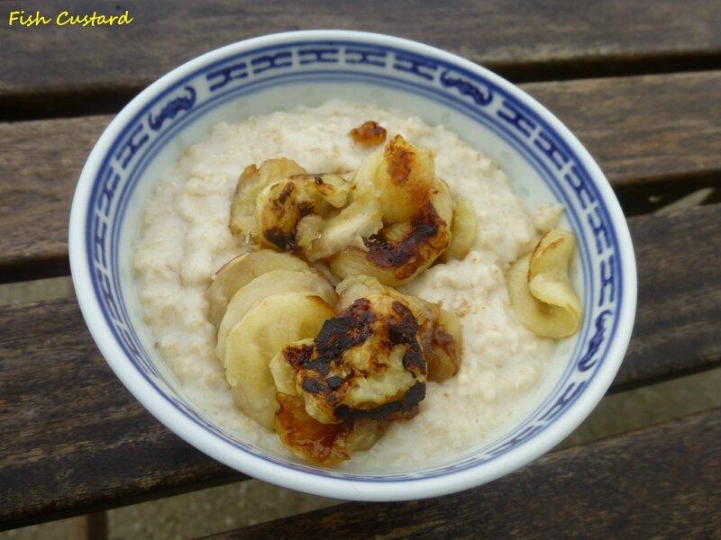 Porridge à la banane (1)